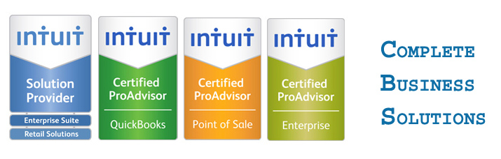 Quickbooks Point of Sale Certified ProAdvisor Intuit Solution Provider Retail Solutions Quickbooks Accounting